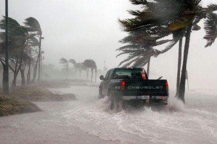 Hurricane Michael: 'Monstrous' storm strengthens to category two