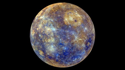 Image of Mercury (IMAGE)