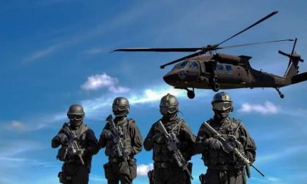 Human Capital Benefits of Military Boost Economy