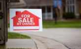 Home For Sale Sign (IMAGE)